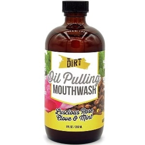 whitening mouthwash