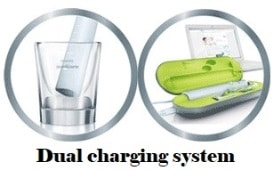 Dual charging system
