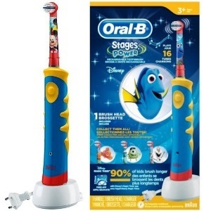 Oral-B Stages Power Kid's