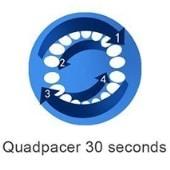 Quad pacer