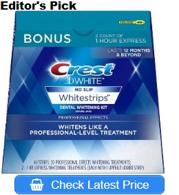 The Best Teeth Whitening Strips: We Reveal the Top 10