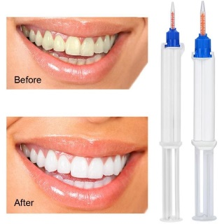 Hydrogen Peroxide for teeth whitening