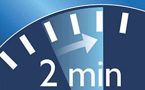 Two minutes timer