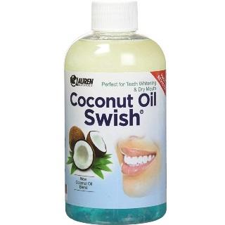 oil for teeth whitening