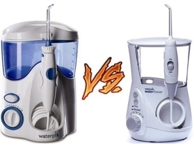 Waterpik WP-100 vs WP-660