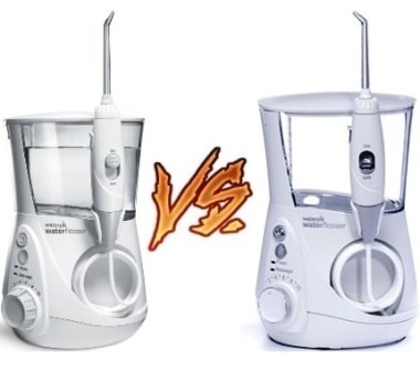 Waterpik WP-660 vs WP-670
