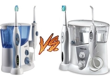 Waterpik WP-900 vs WP-950