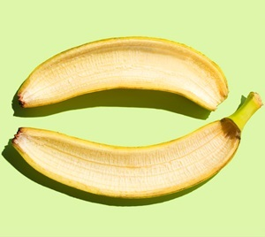 Banana Peel Teeth Whitening